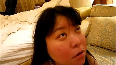 Chubby Japanese amateur fucked in a hotelroom (uncensored)