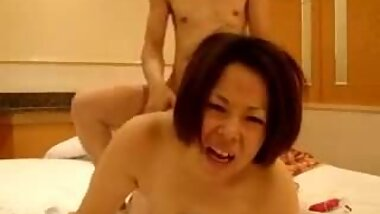 JAPAN AMATEUR MATURE BACK