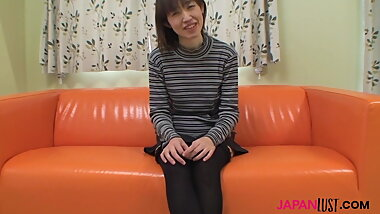 Japanese Nobue Utsumi drilled doggystyle hard